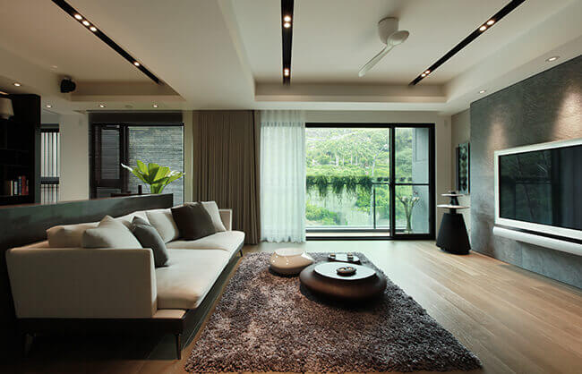 Concise leisure house:The Chen's Residence, Xiang Lin Da Jing